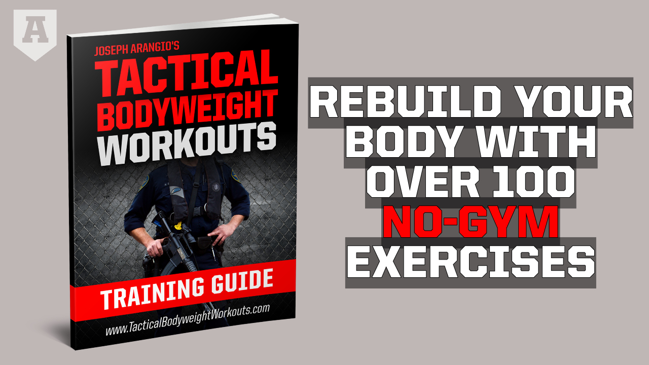 Tactical Bodyweight Workouts